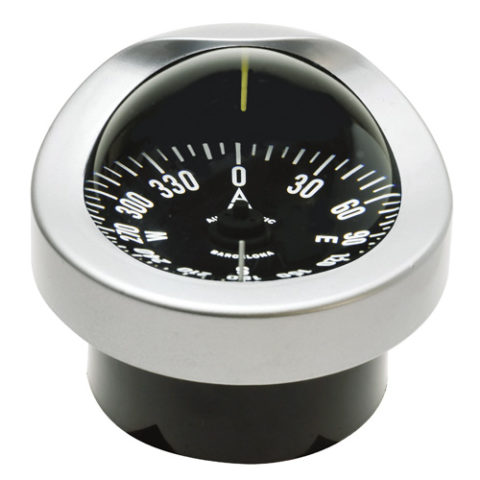 Flush Mount Compass 0015