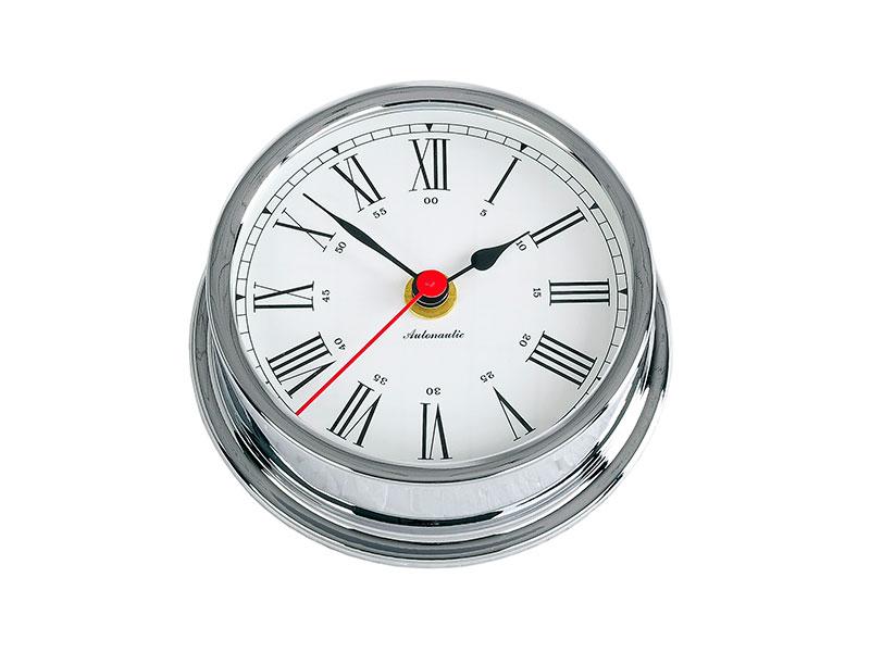 Reloj Náutico Cromado R120C