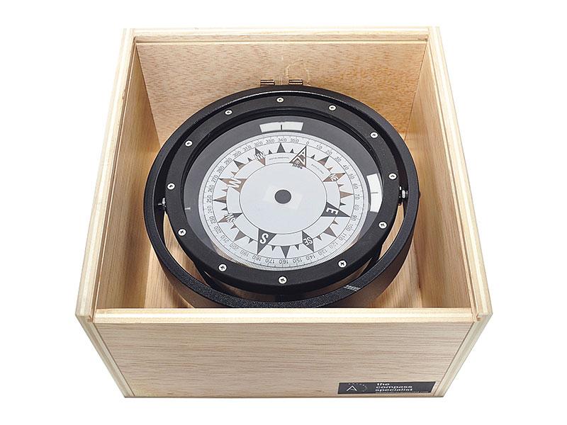 Brújula de Repuesto en caja de madera C20-00131